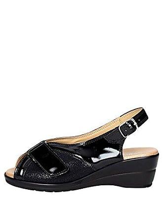 Cinzia Soft IBC14 002 Sandal Damen Schwarz 39 6YiW3y