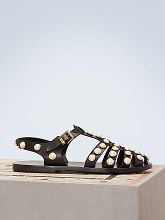 Sandals Rick Gladiator en cuirColiac di Martina Grasselli Kk012p3Ceq