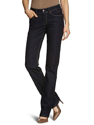 Jeans Damen Jeans Hoher Bund N 487-006/Rose Cross Jeans
