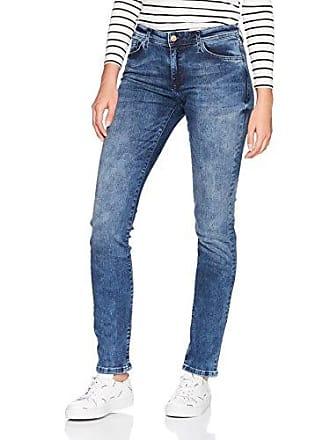 Jeans Damen Slim Jeans Anya Cross Jeans