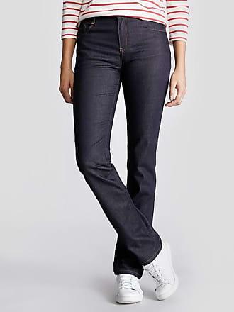 Damen-Jeans, Denim, gerade Passform jeansblau Cyrillus