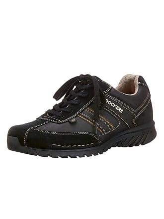 Dockers De Chaussures En Dentelle Noir Combinés 89lhdh3o