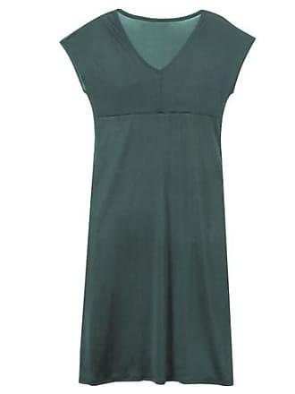 Seiden-Nachthemd aus Organic Silk, smaragd Enna