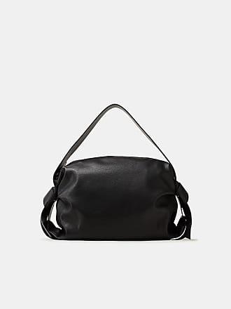 Esprit Sac Hobo Imitation Cuir Texturé Noir Pour La Taille Des Femmes VD6Z0m