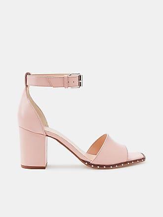 Esprit ESPRIT Trendige Sandalette mit Nieten-Dekor, natur, NUDE