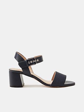 Esprit Satin-Sandalette mit Glitter-Absatz für Damen, Größe 40, Light Pink