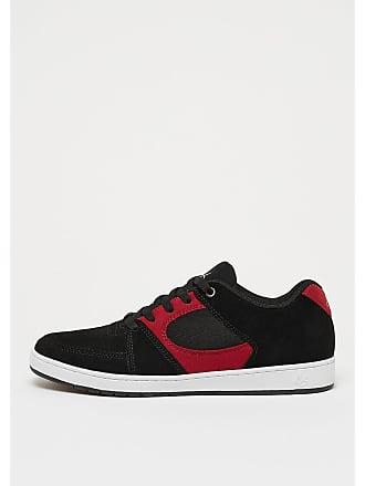 ES Skateboard Schuhe Slant Black/Dark Blue/White Sneakers sheos, Schuhgrösse:37.5 eS