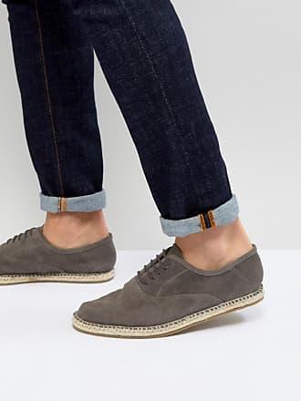 Frank Wright Haig, Zapatos de Cordones Brogue para Hombre, Negro (Black Leather BB), 43 EU