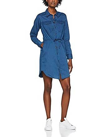 Damen Kleid Tacoma Shirt Dress L/s G-Star
