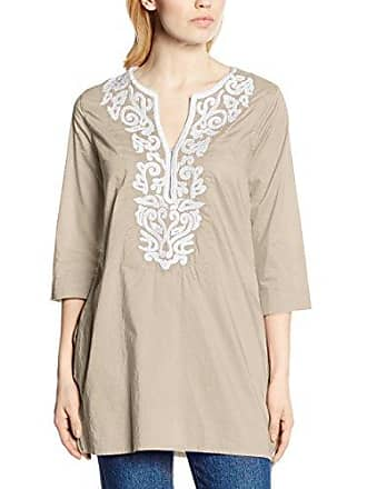 Damen Regular Fit Bluse BC. Embroidered Tunic GANT