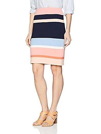 Damen Rock Multistripe Skirt GANT
