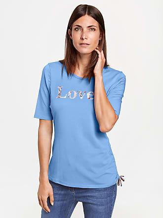 1/2 Arm Shirt Lovely Blau Damen Gerry Weber