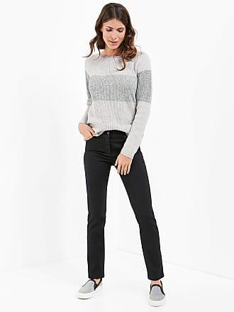5-Pocket Jeans BEST4ME SKINNY Schwarz Damen Gerry Weber