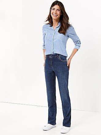 5-Pocket Jeans Danny Blau Damen Gerry Weber