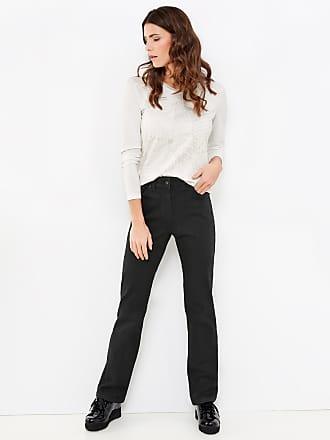 5-Pocket Jeans Danny Schwarz Damen Gerry Weber