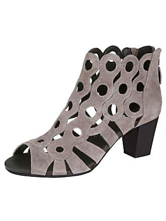 Gerry Weber Chaussures Noir Avec Fermeture Éclair Pour Les Femmes NZHgR
