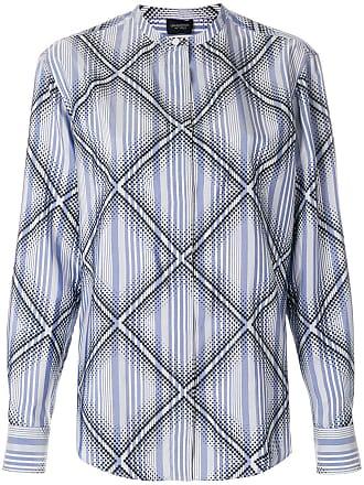 Sale 2018 diamond pattern shirt - Pink & Purple Giambattista Valli Recommend Sale Online Low Cost Cheap Price Sale 100% Guaranteed fmQeRouRb