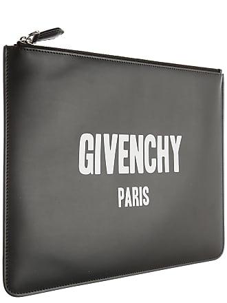 Givenchy Des Femmes De Poche En Vente, Noir, Cuir De Veau, 2017, Taille