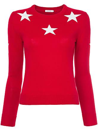 Pullover mit Sternen - Rot Guild Prime