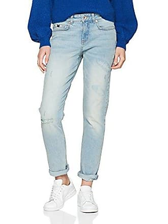 Jeans Damen Boyfriend Jeans Johnny H.I.S