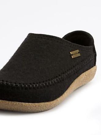 Haflinger Zapatillas expertos, color Gris, talla 40 UE