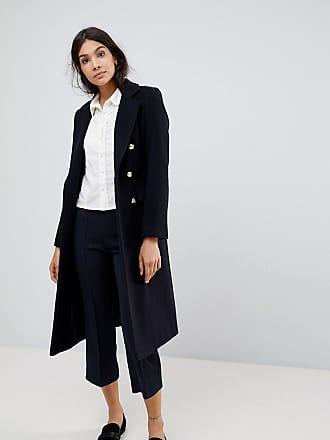 Manteau croisé à motif pied-de-poule - MultiHelene Berman ypUsU