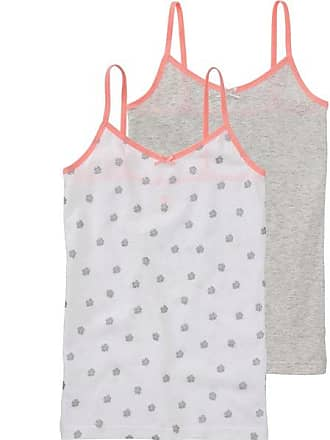 2er-Pack Mädchen-Hemden (Graumeliert) HEMA