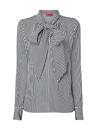 Blusenshirt mit gebundener Schluppe HUGO BOSS
