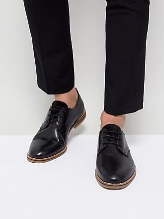 Maintenant, 15% De Réduction: Chaussures En Daim Jack & Jones Avec Col En Cuir