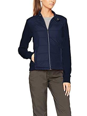 Damen Jacke Ladies Hybrid Sweat Jacket James & Nicholson