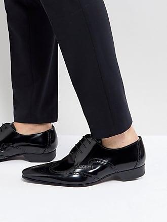 Jeffery West K106, Zapatos de Cordones Oxford para Hombre, Azul (Navy Navy), 42 EU
