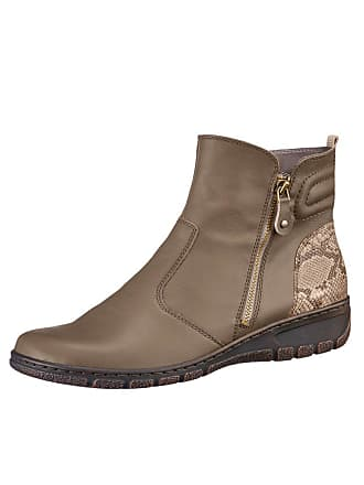 Sable Ankleboot / Taupe Combiné i6fY1