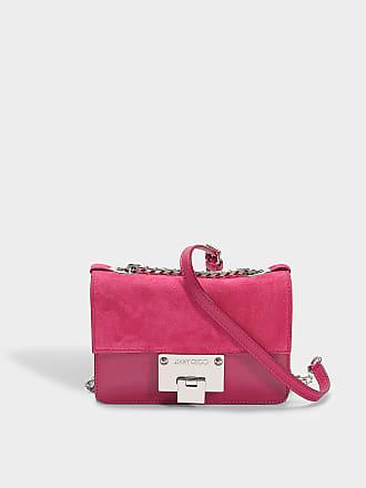 Rebel Soft Mini Tasche aus geschmeidigem Ziegenleder Jimmy Choo London hUni13lN