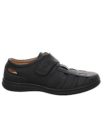 36 Sandales Noires Par Jomos Confort D'air MkMxBKfB