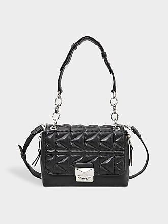 Handtaschen Günstig im Sale, Schwarz, Polyurethan, 2017, one size Karl Lagerfeld