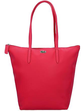 Shopper Lacoste 'sac Femme De L1212 Concept Rood x6ryPJFooY