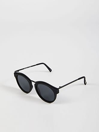 Le Specs Hey Macarena Sonnenbrille - Grün (xtal khaki green/smoke mono lens polarized) Ps5QwG