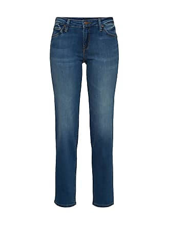 Marion Straight Jeans blau Lee