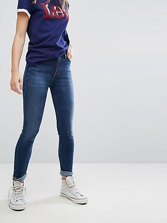 Scarlett - Jeans - Skinny - Femme - Bleu (Golden) - W25/L33 (Taille fabricant: 25/33)Lee Ns7zwbydF1