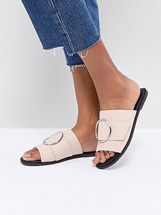 Londres Chaussure Rebelle Moine Boucle Sur La Semelle Blanche - Miroir D'argent Pu v7E9k