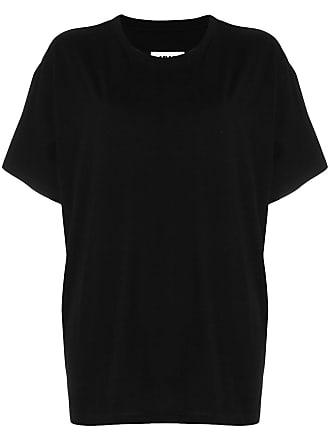 6 T-Shirt - Schwarz Maison Martin Margiela