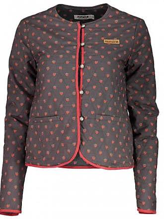 BergahornM. Jacke für Damen   schwarz/braun/grau Maloja