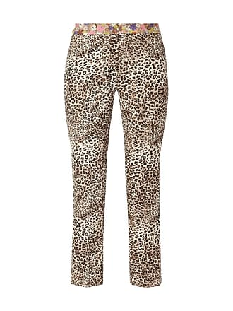 Stretchhose mit Leopardenmuster Marc Cain