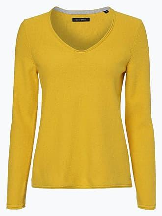 Damen Pullover gelb Marc O'Polo