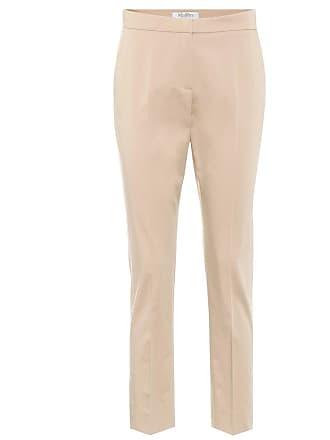 Skinny Hose aus Baumwolle Max Mara