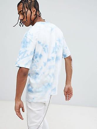 Tie Dye T-Shirt - Blue Midnight Surf Sale Online Cheap Footaction Sale Online PCTL4Jxi