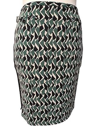 gebraucht - Rock mit Muster - DE 34 - Damen - Bunt / Muster - Polyester Missoni