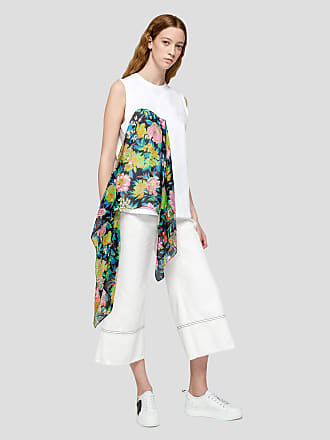 tank top with asymmetric detailing Msgm