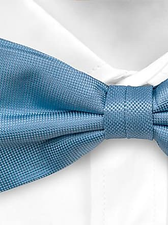 Pre tied bow tie - Blue Flowers - Notch GLYN Notch FZlWdQ