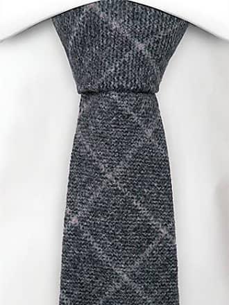 Laine Cravate Mince - Solide Gris Chiné - Cran Raggsocka Cran Gris Ef9VzBOS